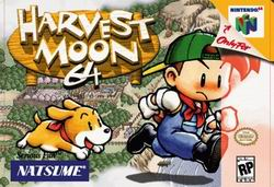Harvest Moon 64 (USA) Box Scan